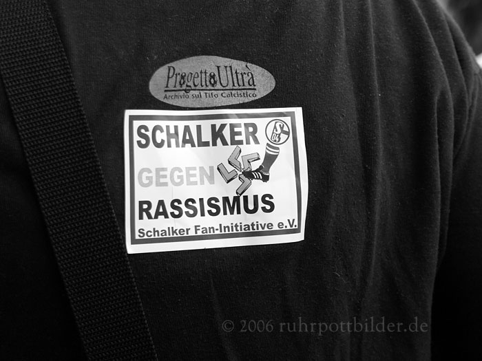 Schalker gegen Rassismus - Gelsenkirchen
