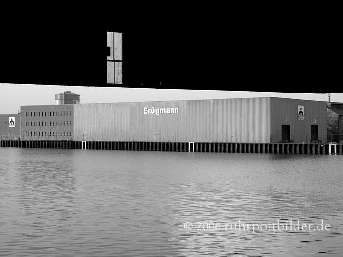 Sonntag im Dortmunder Hafen