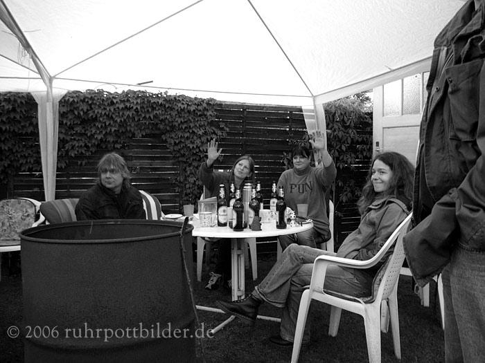 Bei Petzi im Garten - Gelsenkirchen-Buer