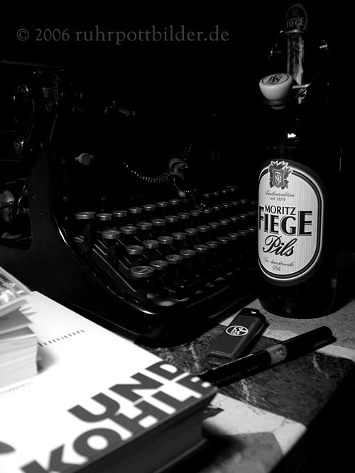 Rothmann lesen und Fiege trinken
