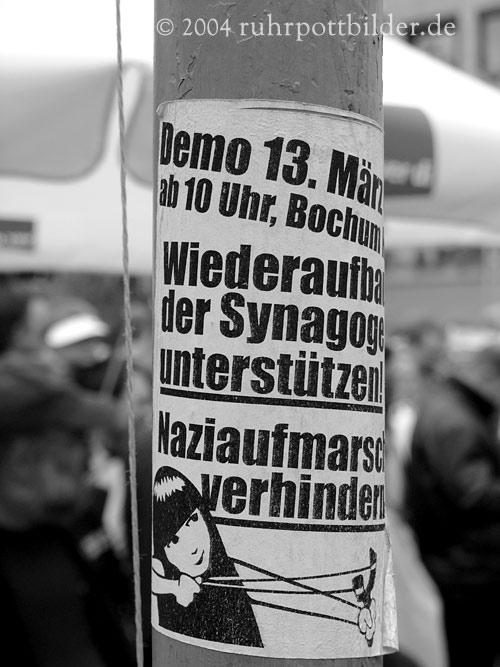 Zwischen dem 1.Mai-Trubel - Dr-Ruhr-Platz, Bochum
